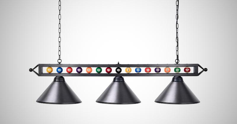 Billiard Light for Pool Table