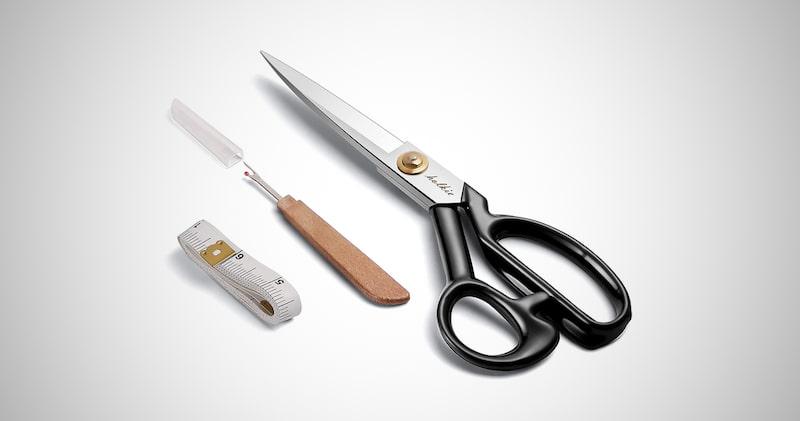 Leather Cutting Scissors