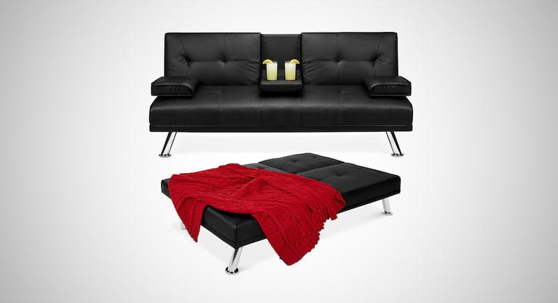 Modern Convertible Folding Sofa Bed