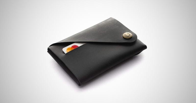 Italian Horse Leather Card Holder