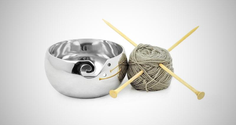 Unbreakable Storage Yarn Bowl