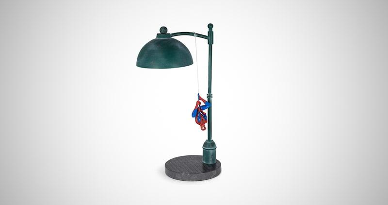 Spider Man Streetlight LED Lamp