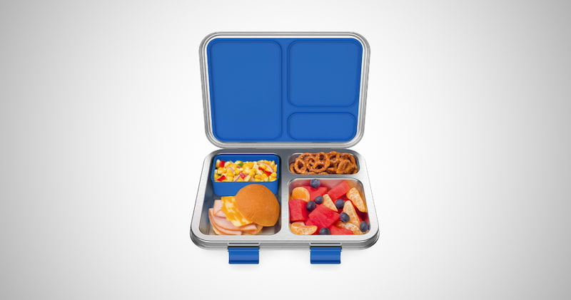 Bentgo Leak-Resistant Lunch Box