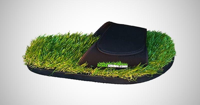 GrassSlides Shoes