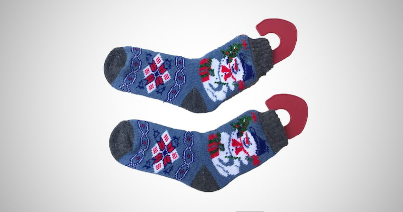Red Suricata Sock Blockers