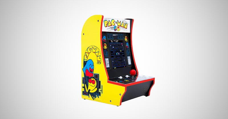 Pac-Man Countercade18