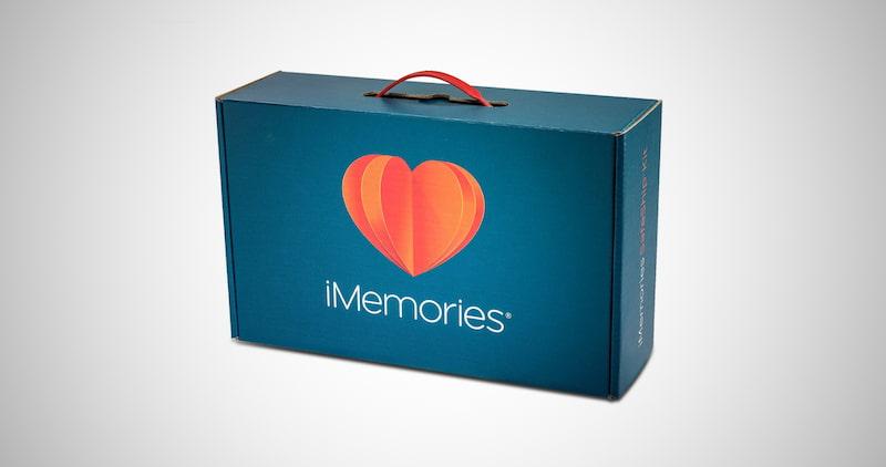 iMemories SafeShip Kit