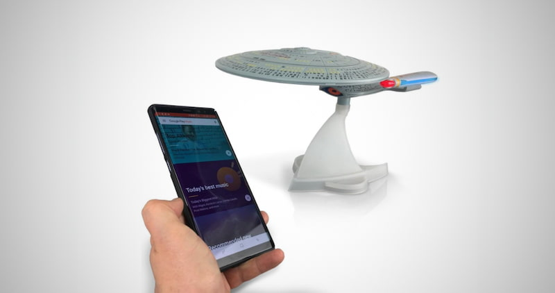 USS Enterprise Replica Speaker