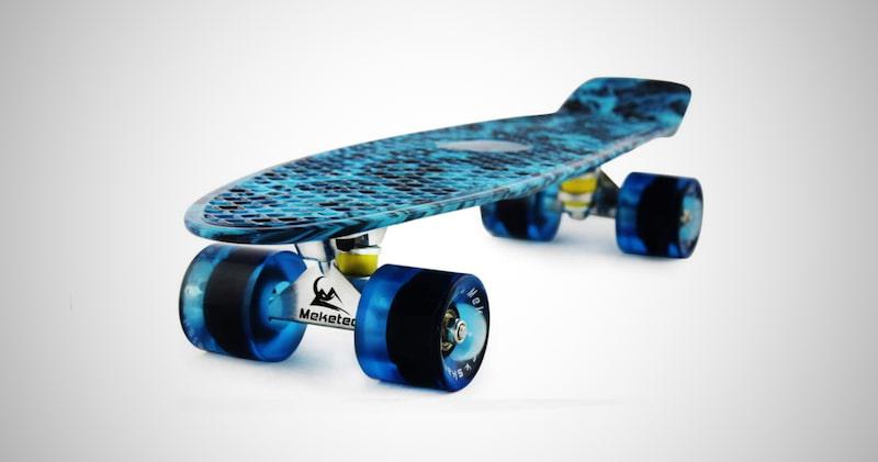 Mini Cruiser Retro Skateboard