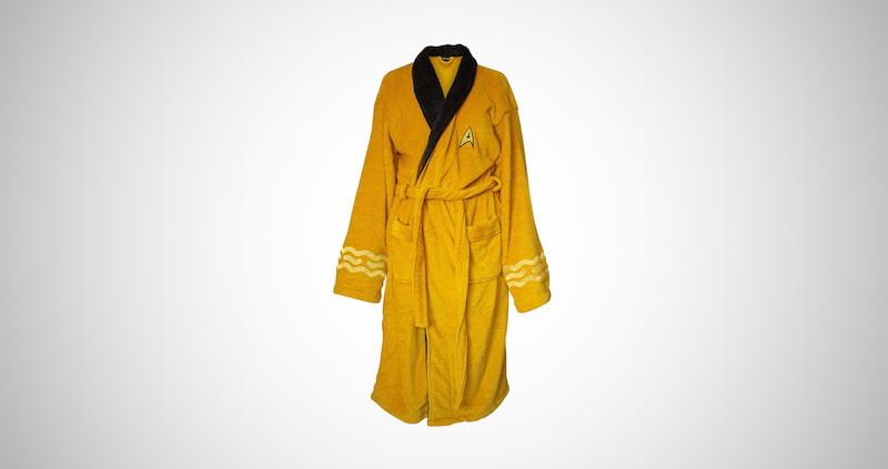 Adult Fleece Costume Bath Robe