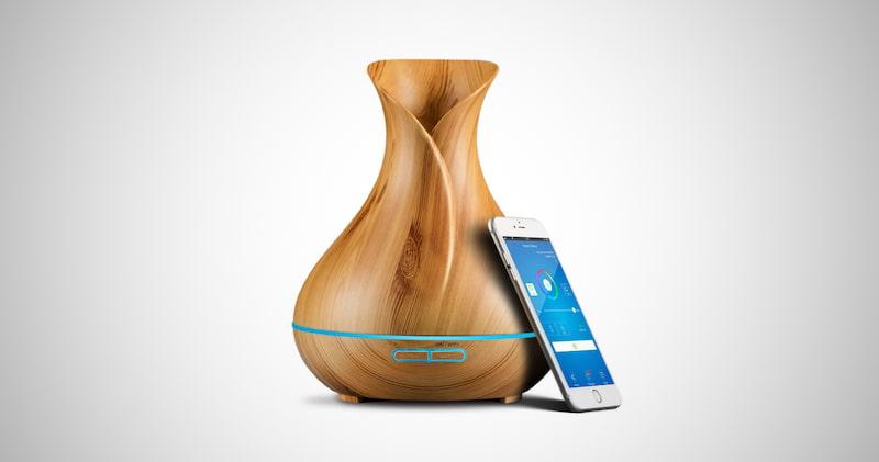 Smart WiFi Aromatherapy Diffuser