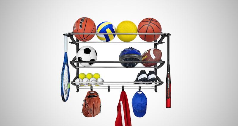 Lynk Sports Rack Organizer