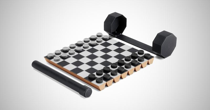 Umbra Rolz Chess Set