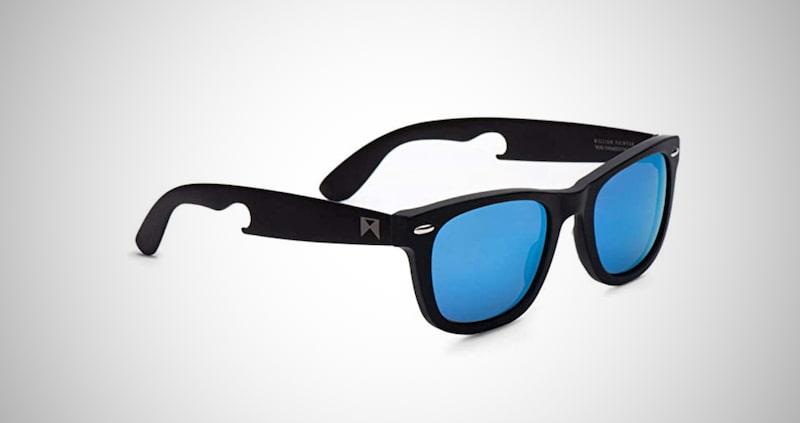 The Hook Titanium Polarized Sunglasses