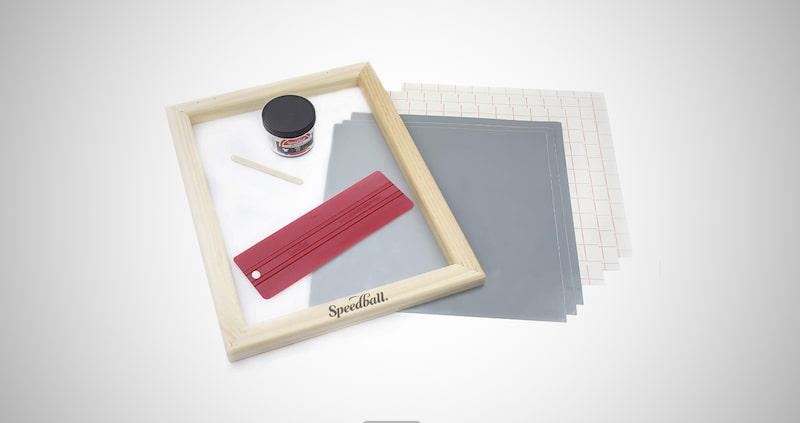 Speedball Beginner Screen Printing Kit