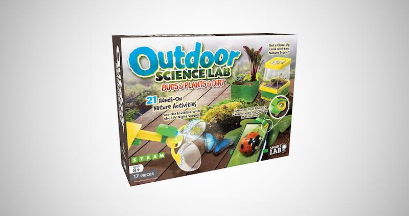 SmartLab Science Lab Bugs