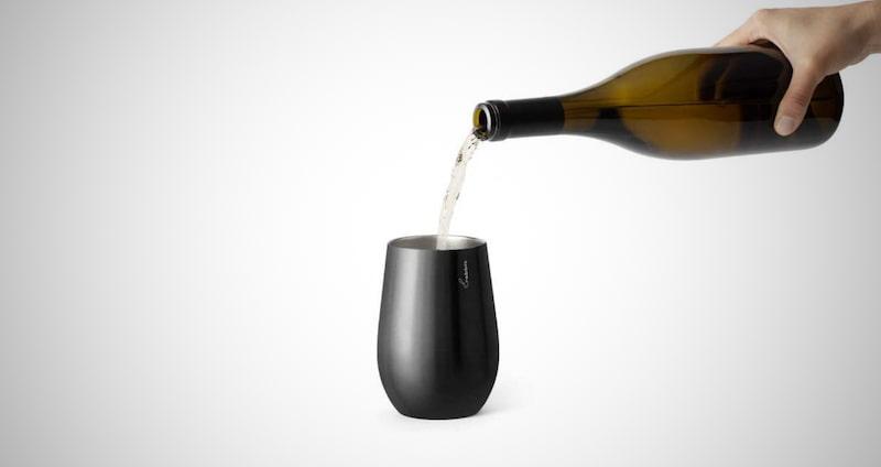 Rabbit Wine Tumbler