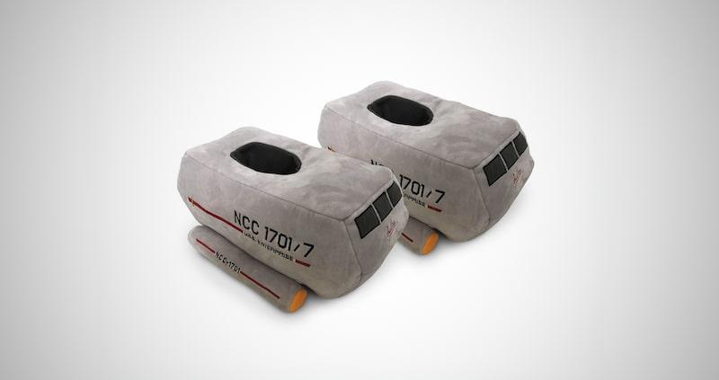 The Original Series Shuttlecraft Slippers