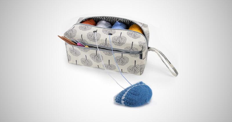 Carrying Knitting Bag