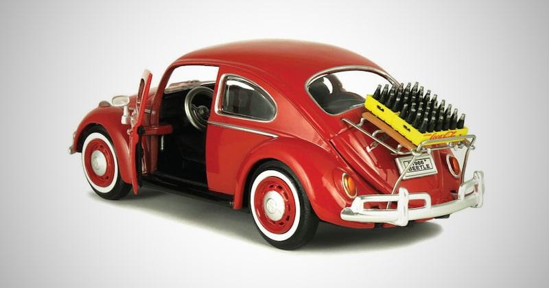 Volkswagen Beetle Model