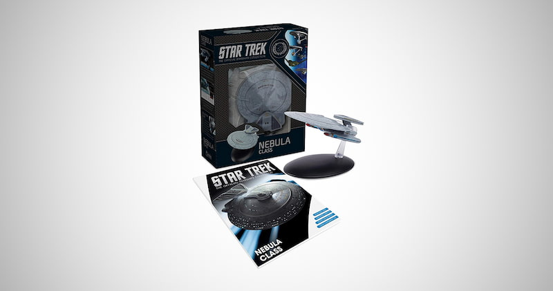 The Official Starships Collection