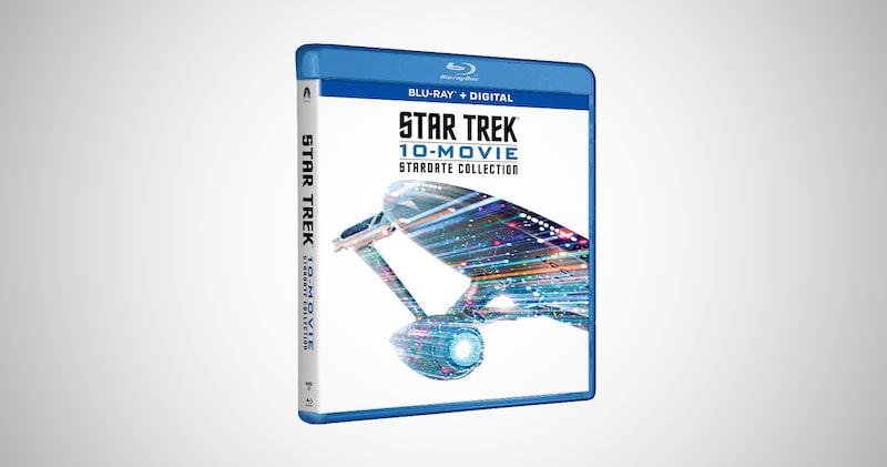 10-Movie Stardate Collection