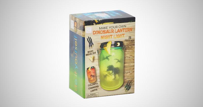 DIY Dinosaur Toy Night Light