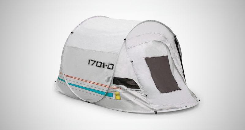 The Next Generation Shuttlecraft Tent
