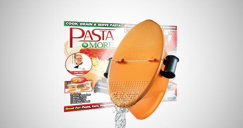 Pasta N More Pasta Cooker