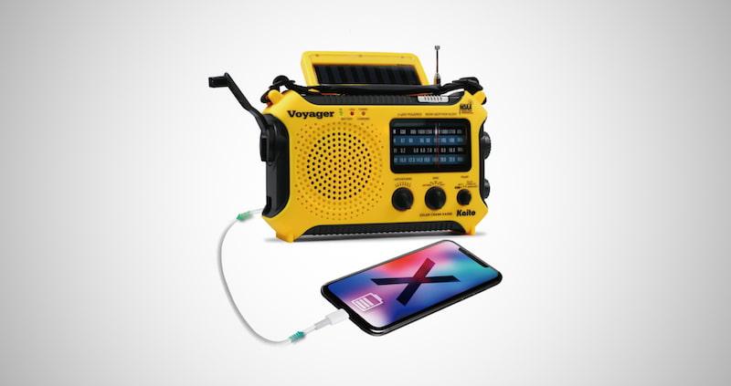 Kaito Portable Emergency Radio