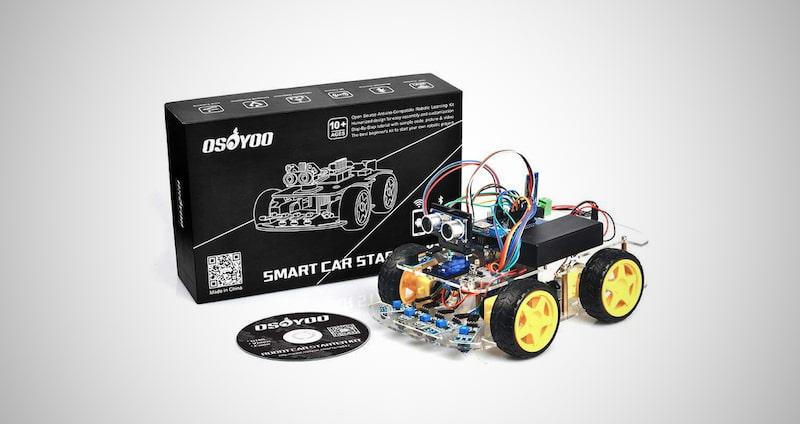 OSOYOO Robot Car Starter Kit