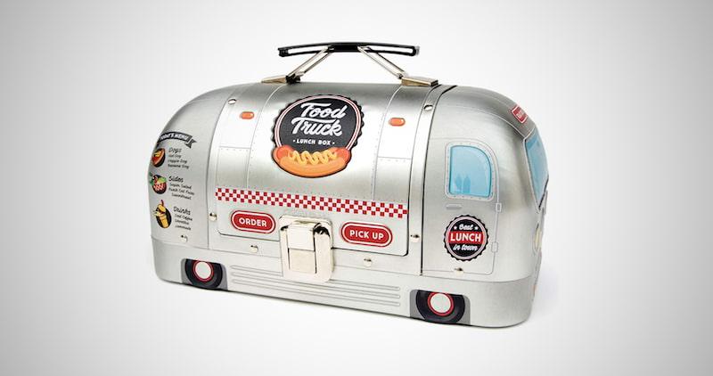 Truck Lunch Box
