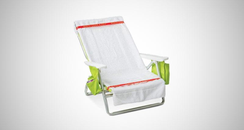 Beach Chair Buddy Towel Straps