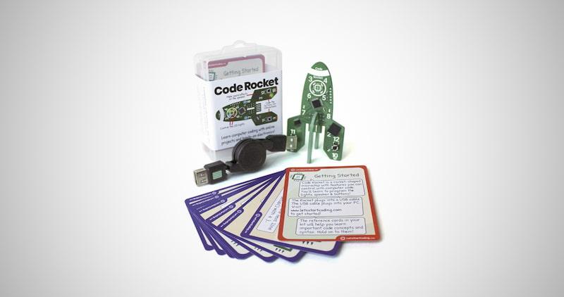 Code Rocket Coding Toys