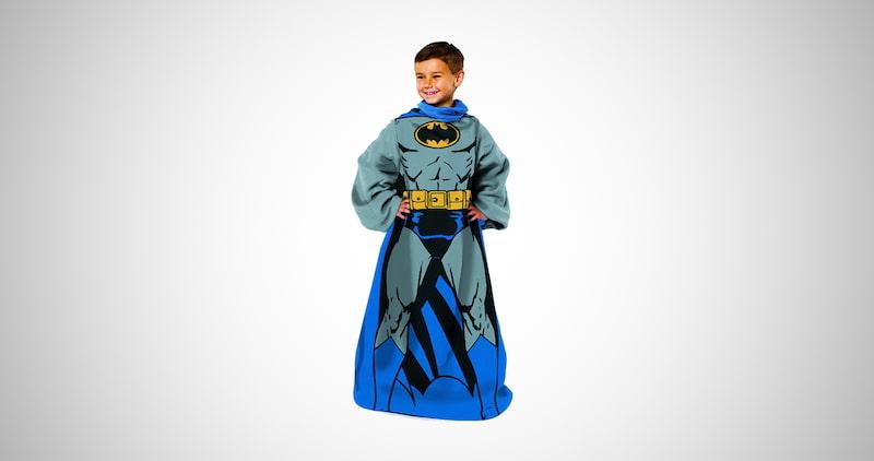 DC Comics Throw Blanket