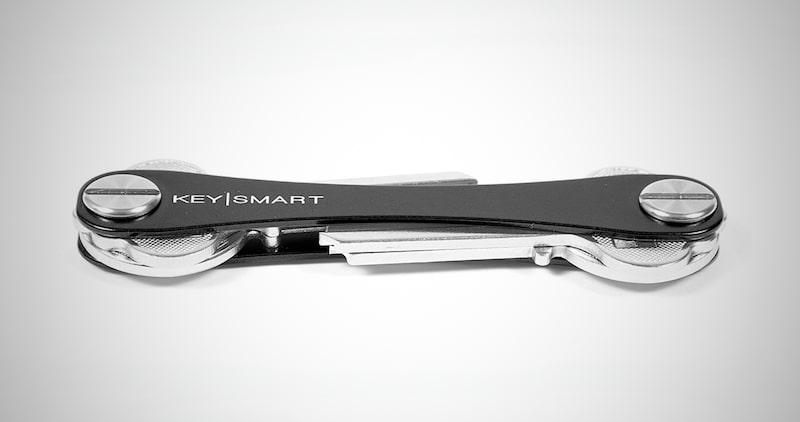 KeySmart Key Holder & Keychain Organizer