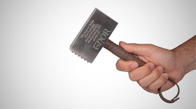 Thor Mjolnir Hammer Meat Tenderizer