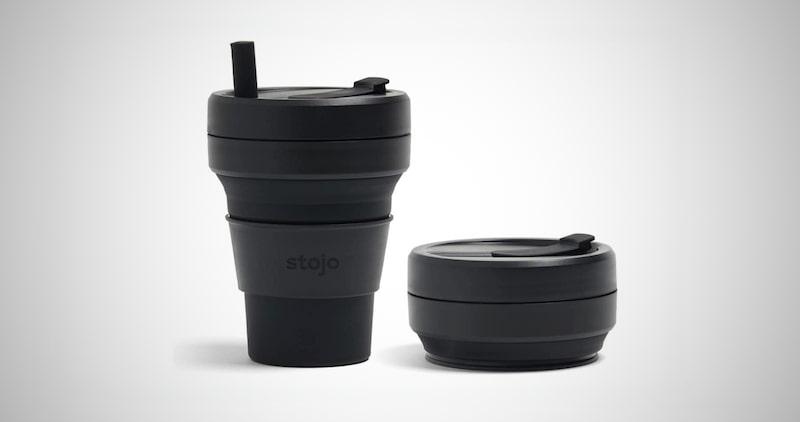 Stojo Reusable Coffee Cup
