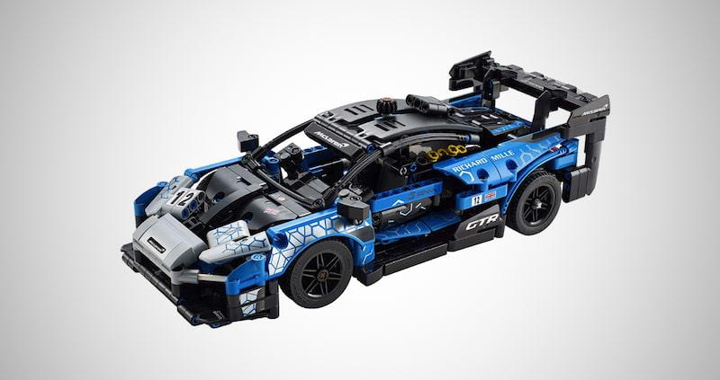 Lego McLaren Supercar