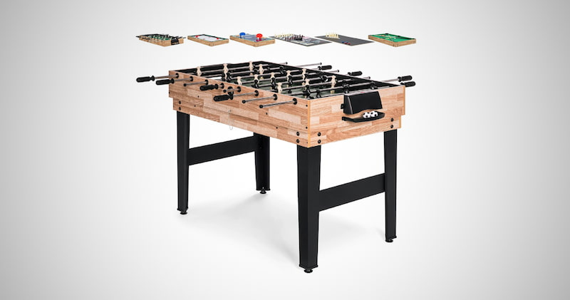 10-in-1 Combo Game Table