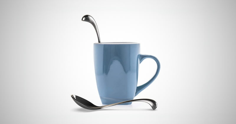 Sweet Nessie Spoon