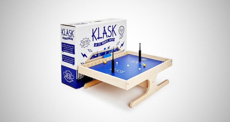KLASK: The Magnetic Award-Winning Game