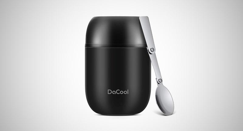 DaCool Insulated Food Jar
