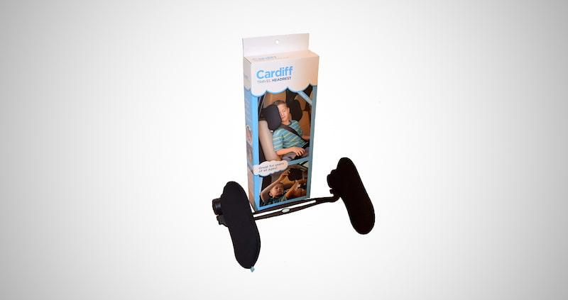 Cardiff Travel Headrest
