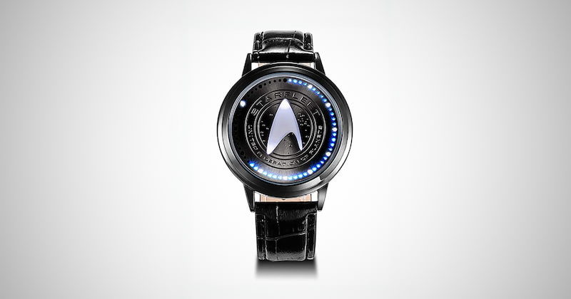 Collector's Edition Touch LED Watch