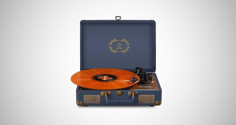 Luker Vinyl Record Player