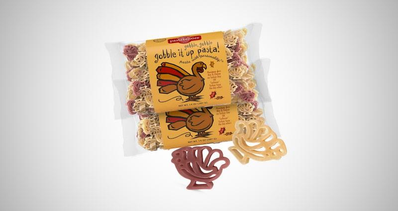 Pastabilities Gobble Turkey Pasta