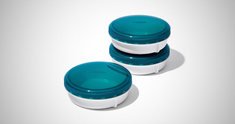 Prep & Go Leakproof Condiment Containers