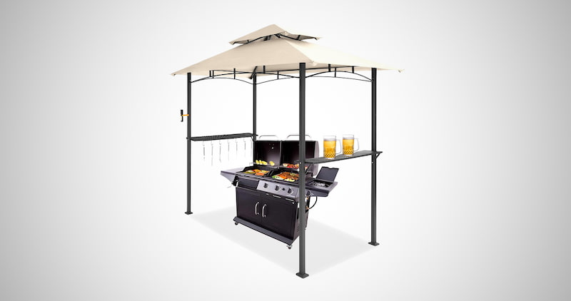 Outdoor BBQ Canopy Tent