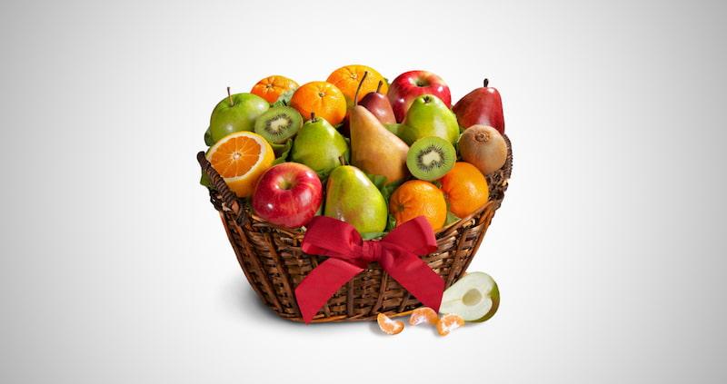 Golden State Fruit Gift Basket